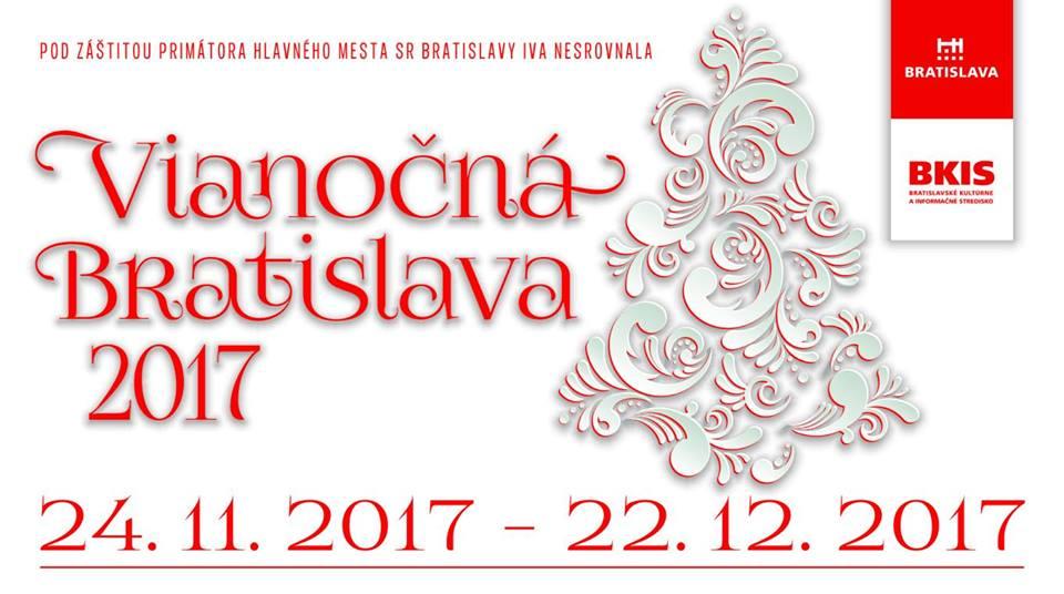 Vianočná Bratislava 2017