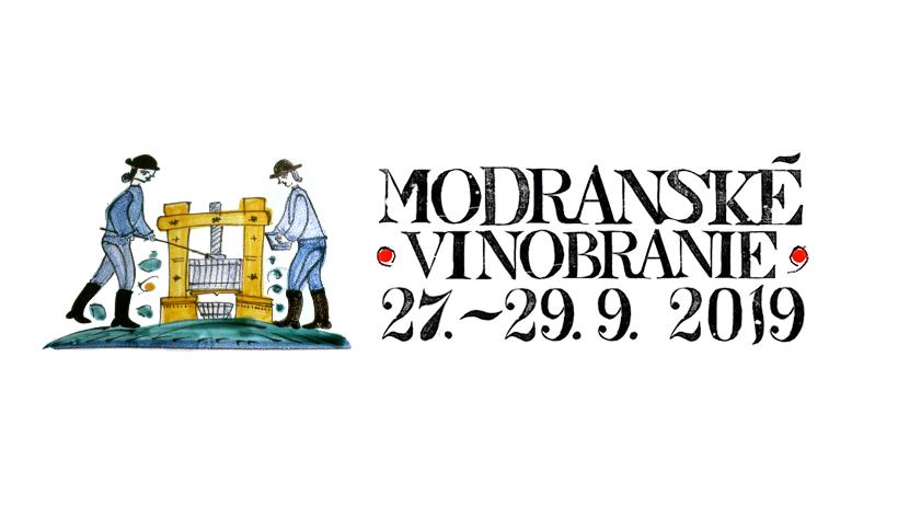Modranské vinobranie 2019